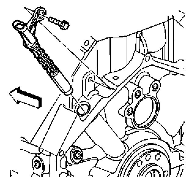 2004 Chevy 5 3 Knock Sensor Location