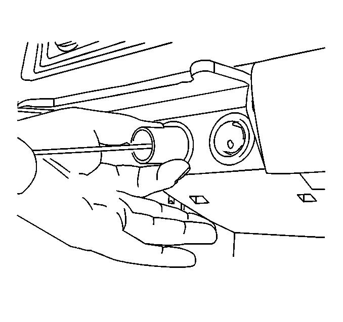 Accessory Power Receptacle Replacement 12 Volt 2002
