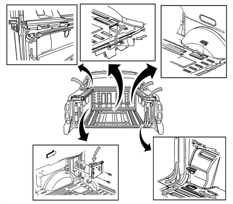 2007 Chevy Avalanche Parts Diagram | Wiring Diagram