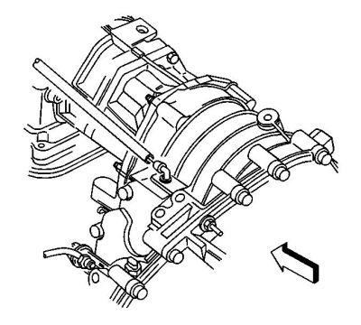 Chevy K5 Transfer Case Skid Plate
